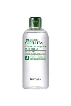 The Chok Chok Green Tea No-Wash Cleansing Water (300ml)