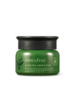 Innisfree Green Tea Seed Cream (50ml)_2018 NEW