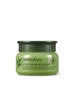Innisfree Green Tea Sleeping Mask (80ml)_2018 NEW