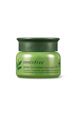 innisfree Green Tea Balancing Cream EX (50ml)_2018 NEW