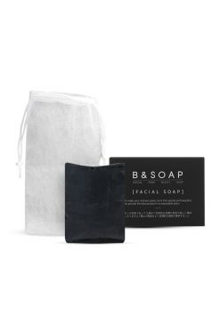 B&SOAP Black Block Set- Black Block+Bubble Maker