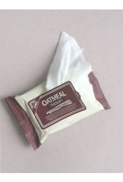 Calmia Oatmeal Therapy Cleansing Tissue (87g)
