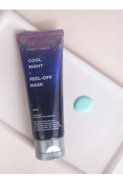 CHICA-Y-CHICO Cool Night Peel Off Mask (100g)