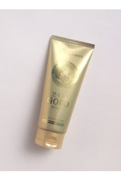 Elizavecca 24K Gold Snail Cleansing Foam (180ml)