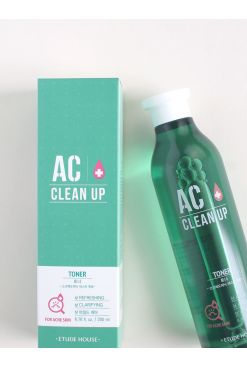 ETUDE HOUSE A.C Clean Up Toner (200ml)