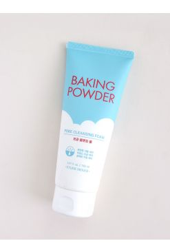 ETUDE HOUSE Baking Powder Pore Cleansing Foam (160ml)