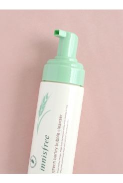 Green Barley Bubble Cleanser (150ml)