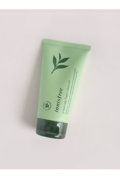 innisfree Green Tea Foam Cleanser (150ml)