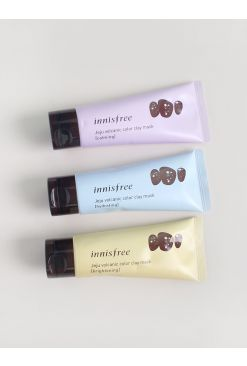 innisfree Jeju Volcanic Color Clay Mask (70ml)