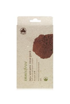 Innisfree Jeju Volcanic Nose Pack (6 Patches)