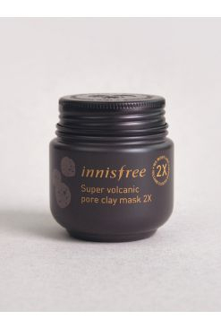 innisfree Super Volcanic Pore Clay Mask 2X (100ml)