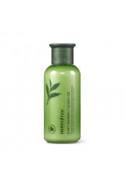 Innisfree Green Tea Balancing Lotion (160ml)_2018 NEW