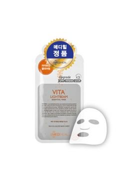Mediheal Vita Lightbeam Essential Mask_01.Single Sheet