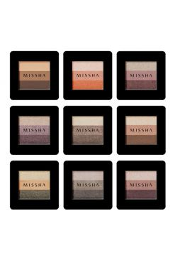 MISSHA Triple Shadow (2g)