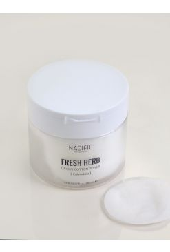 NACIFIC Fresh Herb Origin Cotton Toner (70ea / 150ml)