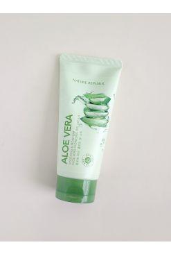 NATURE REPUBLIC Aloe Vera Cleansing Gel Cream (150ml)