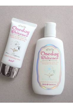 Oneday Whitener Magical Whitening Lotion