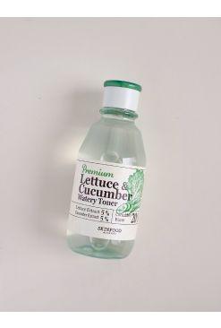 SKINFOOD Premium Lettuce & Cucumber Watery Toner (180ml)