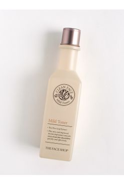 Clean Face Mild Toner (130ml)