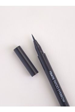 TONYMOLY 7Days Tattoo Eyebrow (0.8ml)_Dark Brown