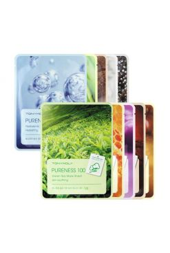 Tony Moly New Pureness 100 Mask Sheet (1 sheet)