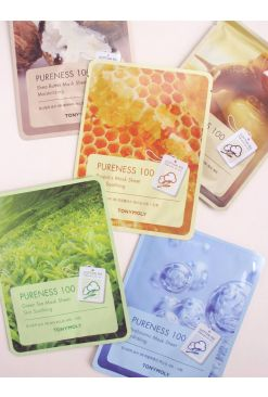 New Pureness 100 Mask Sheet (21ml)