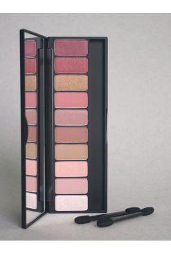 UNNY CLUB Glam Eye Shadow Palette (11g)_Sunset Rose