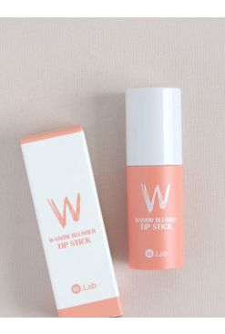 W-Snow Blusher Tip Stick (5.5g)_02 Peach Bong
