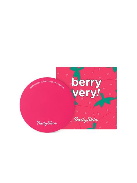 Berry-Very Matt Cover Up Cushion (13g) (Renewal)