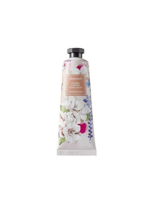 Flower Scented Hand Cream (50ml)_Magnolia