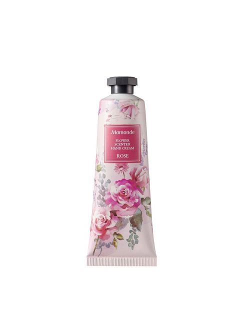 Flower Scented Hand Cream (50ml)_Rose