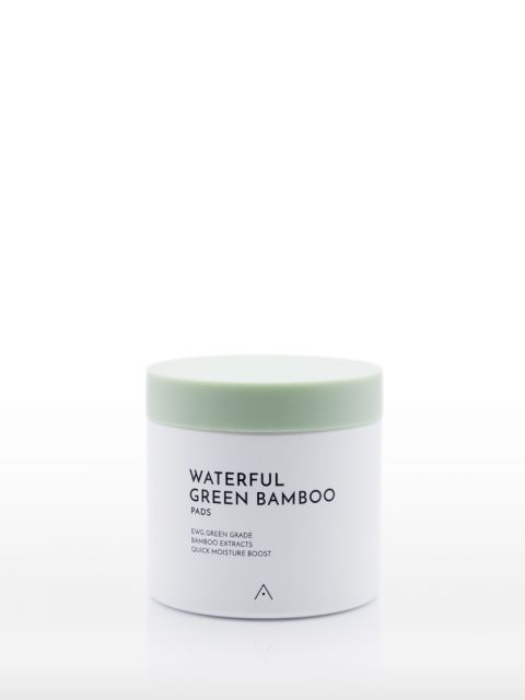 Waterful Green Bamboo Pads (80ea)