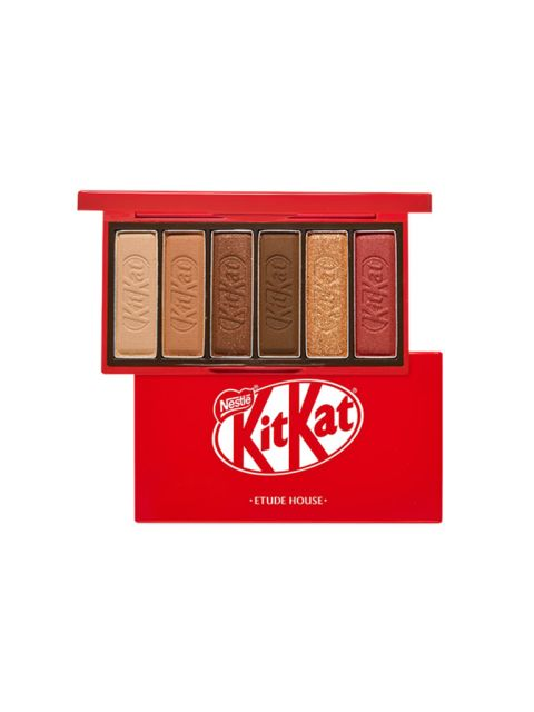 Play Color Eyes Mini Kit #KitKat Original (6g) - (Palette + Pouch Only)