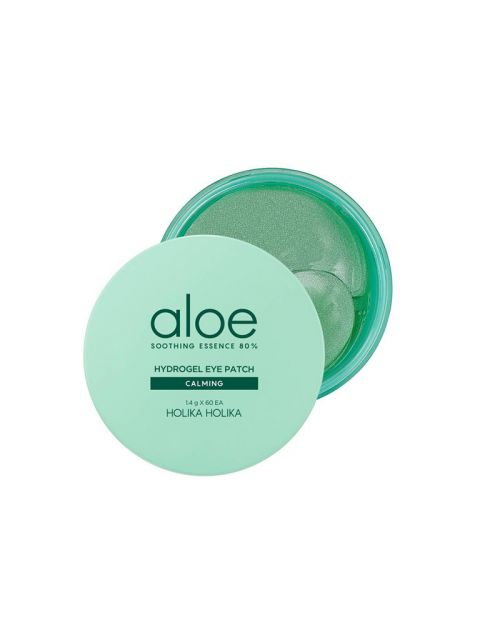 Aloe Soothing Essence 80% Hydrogel Eye Patch (60ea)