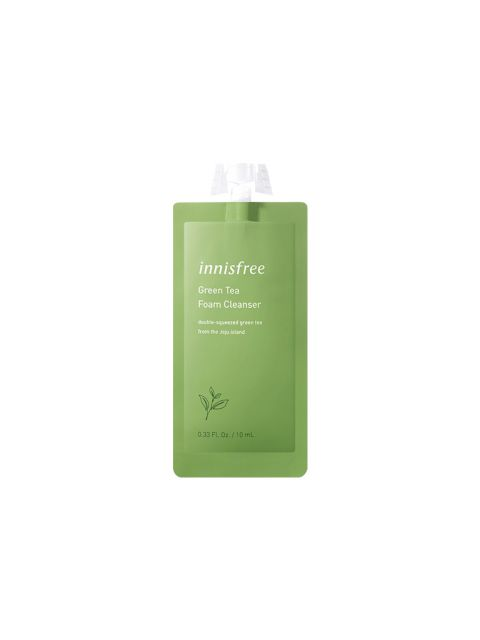 Green Tea Foam Cleanser 7Days (10ml)