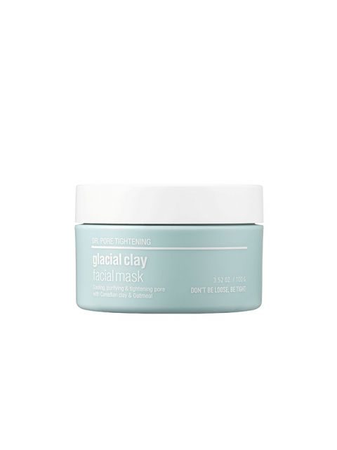 Dr. Pore Tightening Glacial Clay Facial Mask (100ml)(Renewal)