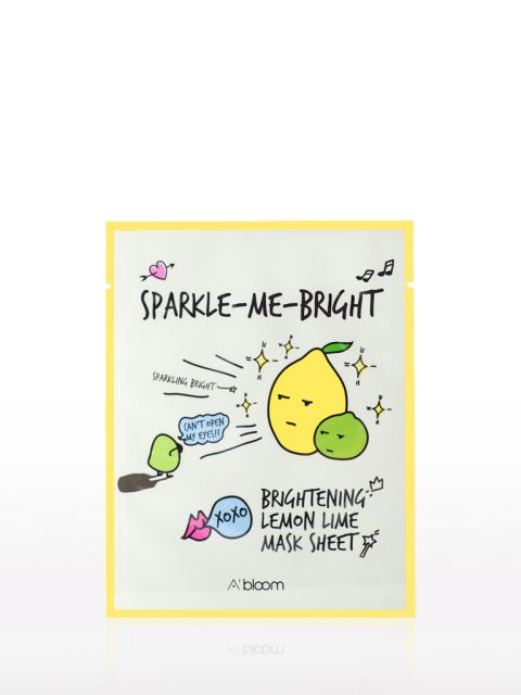 Brightening Lemon Lime Mask (1 Sheet)