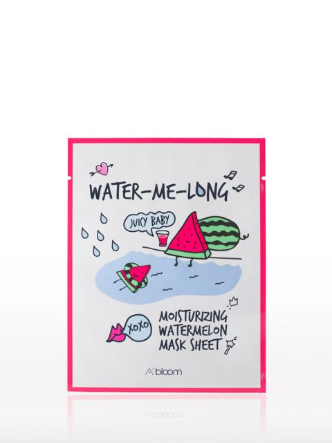 Moisturizing Watermelon Mask (1 Sheet)