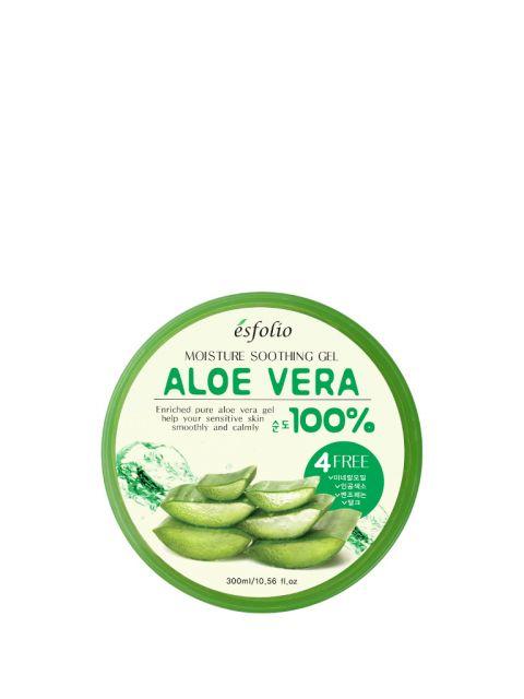 Aloe Vera Moisture Soothing Gel 100% (300ml)