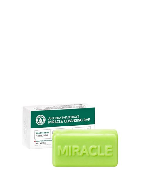 AHA BHA PHA 30 Days Miracle Cleansing Bar (95g)
