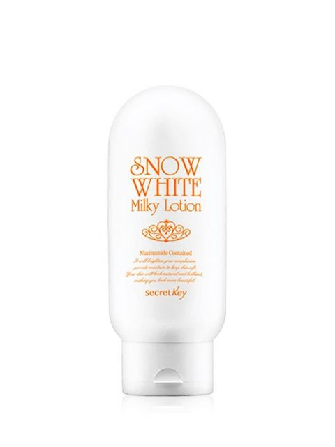 Snow White Milky Lotion (120g)
