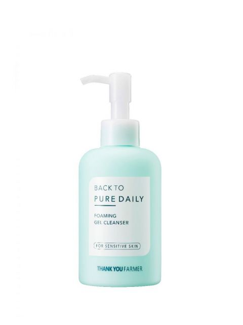 Back To Pure Daily Foaming Gel Cleanser (200ml)