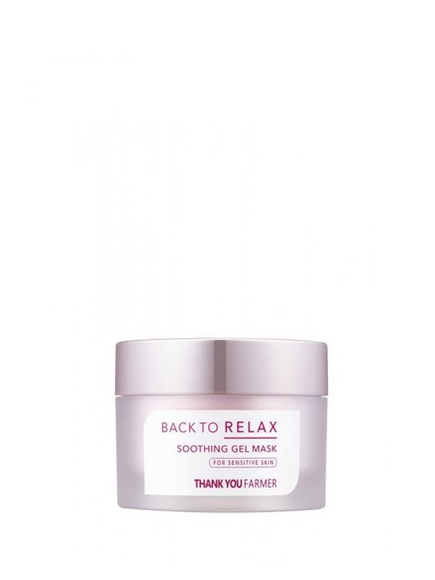 Back To Relax Soothing Gel Mask (100ml)