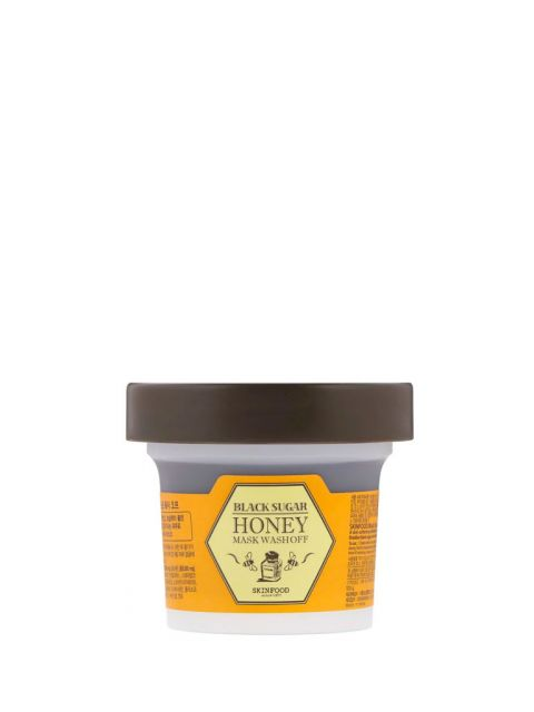 Black Sugar Honey Mask Wash Off (100g)