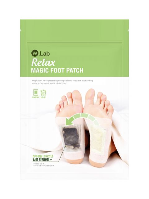 Relax Magic Foot Patch (10ea)