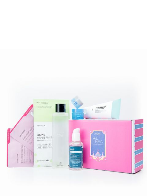 Step Right Up Beauty Box