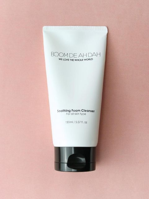 Soothing Foam Cleanser (150ml)