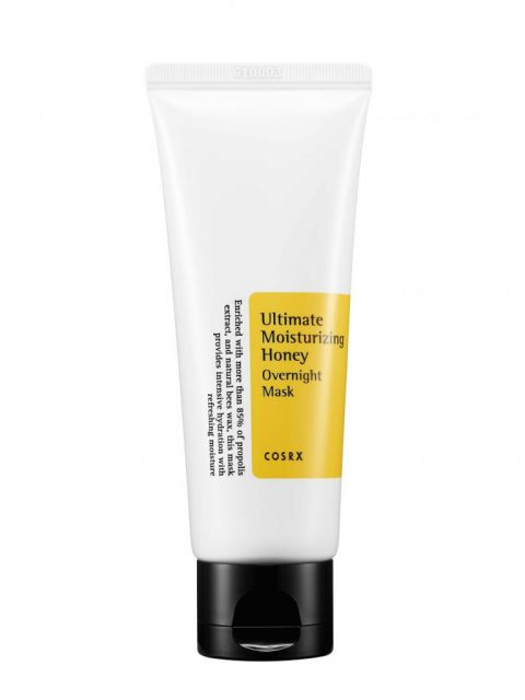 Ultimate Moisturizing Honey Overnight Mask (60ml)