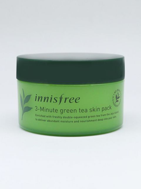 3-Minute Green Tea Skin Pack (100ea)