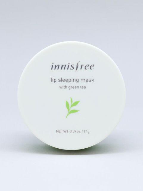 Lip Sleeping Mask with Green Tea (17g)